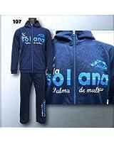 デラソラーナ DE LA SOLANA ウォームアップスーツ 上下セット 品番:DS295