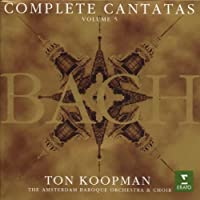 Bach;Cantatas Volume 5