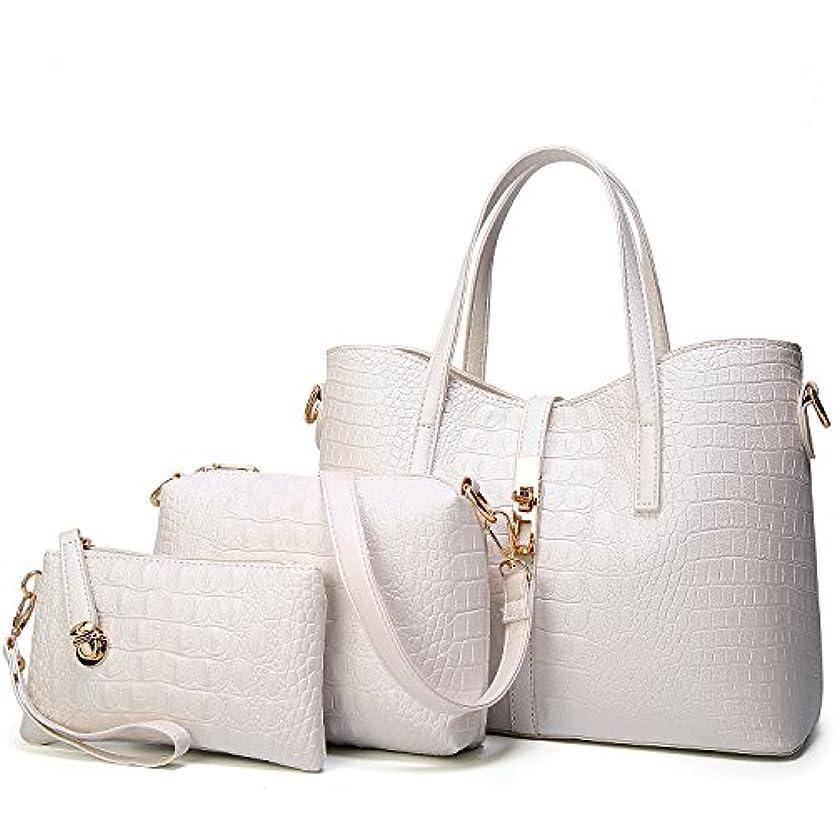 然とした兵士誇り[TcIFE] ハンドバッグ レディース トートバッグ 大容量 無地 ショルダーバッグ 2way 財布とハンドバッグ