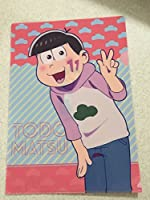 おそ松さんクリアファイル おそまつさん セブンイレブン限定 アニメ コミック
