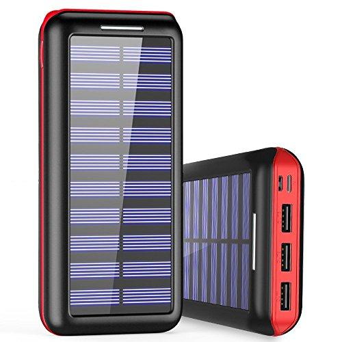 KEDRON モバイルバッテリー 24000mAh 大容量 ...