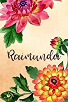 Raimunda: Personalized Journal for Her (Su Diario)