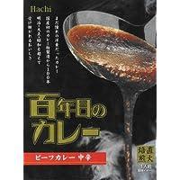 ハチ食品 百年目のカレー(中辛) 220g×5個