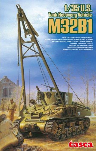 タスカモデリズモ 1/35 アメリカ戦車回収車 M32B1