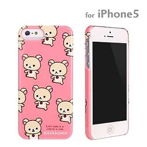 iPhone5専用 ハードカバー コリラックマ CT34301