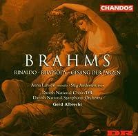Brahms: Rinaldo; Rhapsody; Gesang der Parzen (2004-07-19)