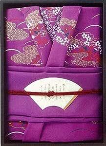 彩美きもの姿ふろしき・小ふろしきセット 1501