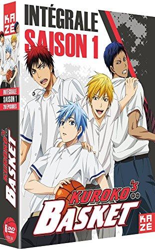 黒子のバスケ シーズン1 コンプリートDVD BOX [Im...