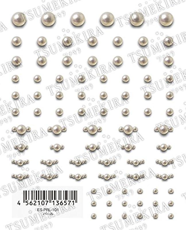 ラダ掻くアクティビティツメキラエス ネイル用シール パール ES-PRL-101