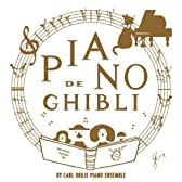 ピアノでジブリ Studio Ghibli Works Piano Collection