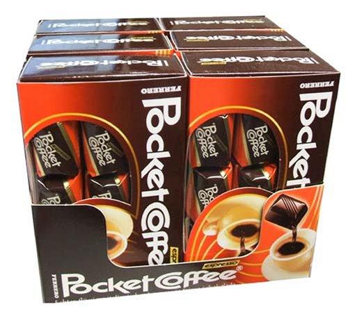 ポケットコーヒーFerrero 6–18Piece Packs ( 108ピースCase )