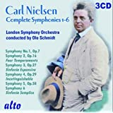 Carl Nielsen: Complete Symphonies 1-6 by Lso (2013-09-23)