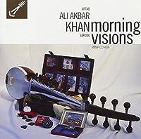 Morning Visions by ALI AKBAR KHAN (1994-08-09)