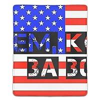 マウスパッド 光学式マウス対応 防水 滑り止め生地 ゴム製裏面 軽量 耐久性 携帯便利 ノートパソコン用 オフィス用 快適 プレゼント アメリカの国旗
