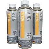 おすすめ数量限定「ディーゼルDPFの再生を補助 洗浄剤」/PRO TEC/(3本セット)/DPF Super Clean DPF(ディーゼル微粒子捕集フィルター)クリーナー/品番6171/内容量375ml