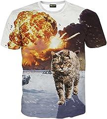 ピゾフ(Pizoff) メンズ Tシャツ (M, Y1717-33)