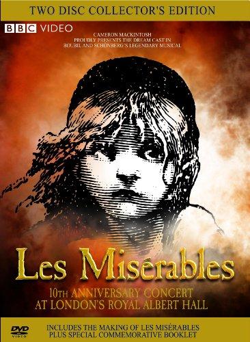 Les Miserables: 10th Anniversary Concert [DVD] [Import]