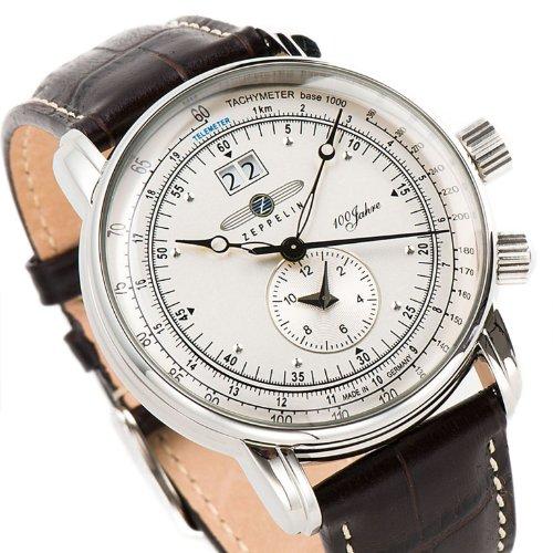 Zeppelin ツェッペリン 7640-1 SpecialEdition 100周年記念限定モデル メンズ 腕時計 新品 時計 クオーツ [並行輸入品]