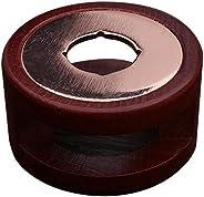 Goodjobb Creative Wax Seal Furnace Melting Furnace Tool Sealing Wax Sealing Stamp Wooden