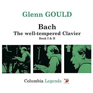 J.S. Bach: Well Tempered Clavier [Import]