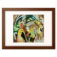 ワシリー・カンディンスキー Wassily Kandinsky (Vassily Kandinsky) 「Improvisation 19a」 額装アート作品