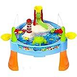 釣りおもちゃ 釣りゲーム 水遊び 子供のおもちゃ 電動 知育玩具 音楽 ビーチ 夏休み キャンプ 誕生日プレゼント 24点セット