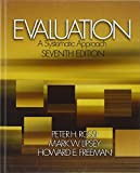 Evaluation (Evaluation: A Systematic Approach)