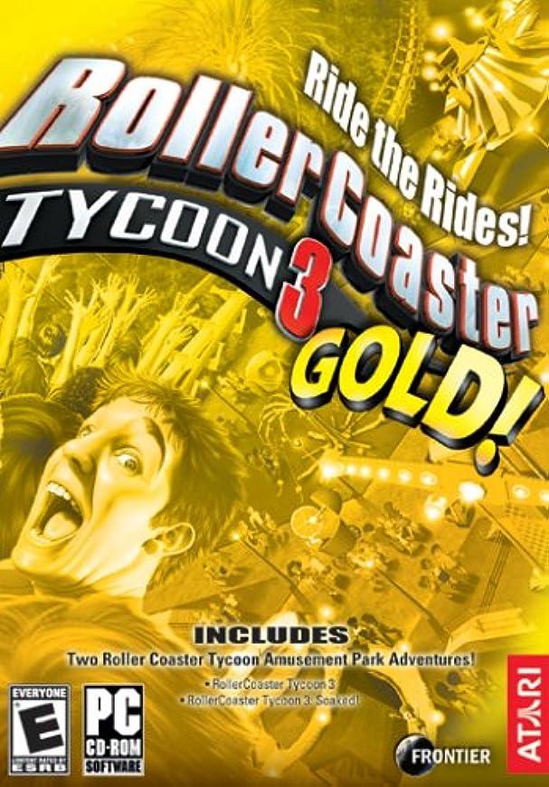 ポーター戦略委任Rollercoaster Tycoon 3: Gold Compilation Pack (輸入版)