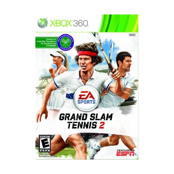 Grand Slam Tennis 2 (輸入版...の商品画像