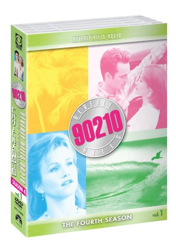 ビバリーヒルズ青春白書 シーズン4 コンプリートBOX Vol.1(4枚組) [DVD]の詳細を見る