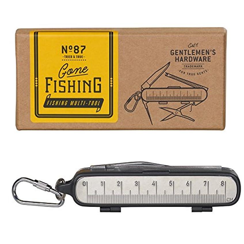 無視するパシフィック懇願するGENTLEMEN'S HARDWARE(ジェントルマン ハードウェア) GENTLEMEN'S HARDWARE フィッシング マルチツール Gone Fishing 591203600