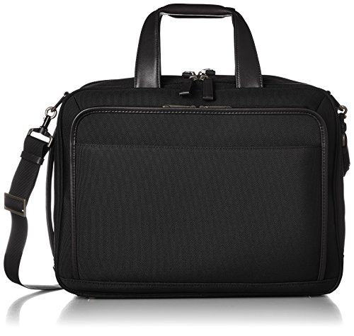 [エースジーン] ace.GENE ビジネスバッグ EVL3.0 40cm A4 2気室 PC・タブレット収納 セットアップ エキスパンダブル 59523 01 (ブラック)