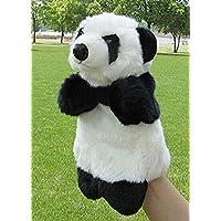 パンダ パペット ぬいぐるみ人形  おもちゃ 指人形
