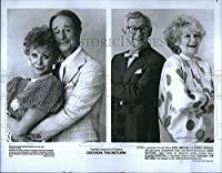 Historic Images 1985年写真 Don Ameche & Gwen Verdon & Jack Gilford in Cocoon:The Return