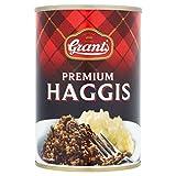 グランツ プレミアム ハギス 392g Grant's Premium Haggis 392g [並行輸入品] 海外直送