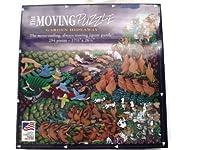 1994The MovingパズルGarden Hideaway 294ピースジグソーパズル–171/ 2x 261/ 4インチ