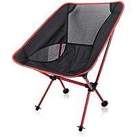 FSDUALWIN アウトドアチェア 椅子 折り畳み いす フィットチェア 耐荷重120kg 超軽量890g 携帯便利 収納バッグ付き 組み立て簡単 釣り/登山/キャンプ/バーベキュー/ピクニック用