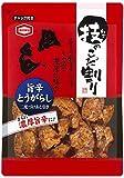 ★【タイムセール】亀田製菓 技のこだ割り旨辛とうがらし 110g×6袋が1,368円!