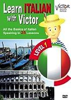 Learn Italian with Victor: Level 1 [並行輸入品]