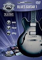 Alfred's PLAY Series Blues Guitar: Volume 1 [DVD] [Import]