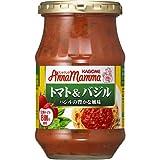カゴメ アンナマンマ トマト&バジル 330g