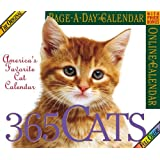 The Original 365 Cats 2006 Calendar (Page a Day Colour Calendar)