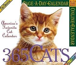 The Original 365 Cats 2006 Calendar (Page a Day Colour Calendar)