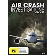 Air Crash Investigations - Season 11 [DVD] [Import]