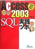 Access2003で学ぶSQL実践のツボ