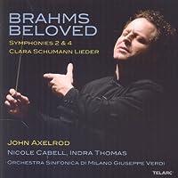 Brahms/Schumann: Beloved