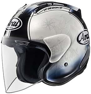 アライ(ARAI) バイクヘルメット ジェット SZ-RAM4 HARADA TOUR L 59-60cm