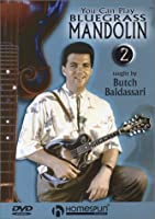 You Can Play Bluegrass Mandolin: Volume 2 [DVD] [Import]