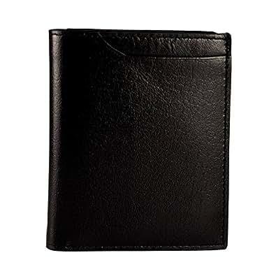 (ミラグロ) Milagro バッファロー レザー スリム 二つ折り財布 ミニ コンパクト ポケット 水牛 牛革 紳士 本革 財布 革 メンズ 財布 btws19