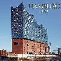 2020 KORSCH (コルシュ) カレンダー Hamburg(ハンブルグ)【230020】